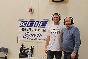 Isaac Fruechte joined Bill Bentson on KFIL