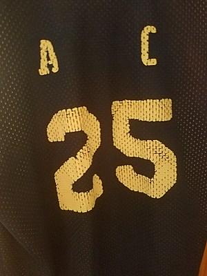8th grade practice jersey