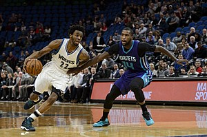 Charlotte Hornets v Minnesota Timberwolves