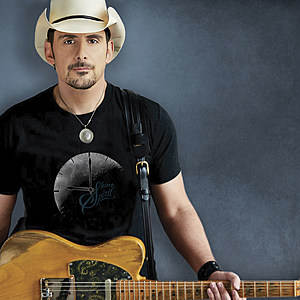 Approved Artist Image - Brad Paisley